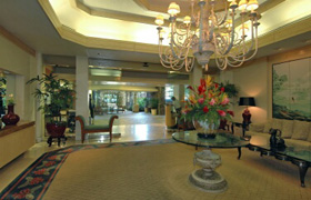Another view of lobby