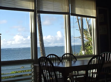 Ocean View from Oahu Vacation Home