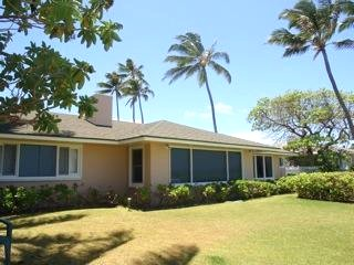 Main House of Hale Honu